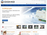 DOMIQ - The fine art of building automation