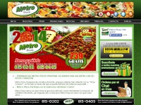 metropizza.com.mx