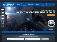 Metzeler | Motorcycle products and Tyres