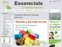 Essencials.es - Essencials cosmetica