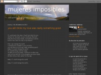 mujeresimposibles.blogspot.com