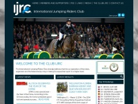 Ijrc.org - International Jumping Riders Club - Taking the equestrian sport to a higher level.