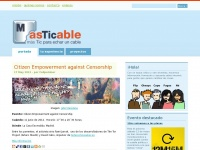 masticable.org