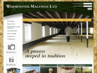 Warminster-malt.co.uk - Warminster: Welcome to Warminster Maltings, Britain's oldest working maltings.