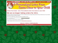 Santamail.org - SantaMail – The original and still the best with over 500, 000 letters sent!