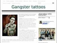gangster-tattoos.com