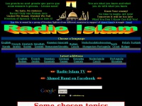 Radioislam.org - Radio Islam - The Freedom Fighter. Join the struggle against Jewish racism and domination!