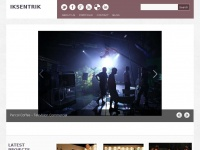 Iksentrik.co.uk - Artistic Production for Film and Television