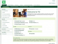 Td.com - TD Bank Group - Banking, Wealth Management & Insurance | TD Bank Group