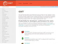 Gwtproject.org - GWT Project