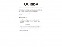 Quisby.net - Quisby -- customer support for busy people
