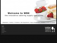 Wbkltd.co.uk - WBK | Catering Equipment Supplies  – 01628 623939