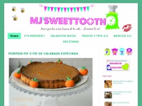 mjsweettooth.com