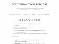 Atp.fm - Accidental Tech Podcast
