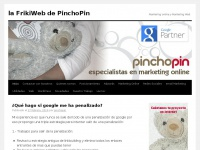 FrikiWeb:Blog de marketing Online Posicionamiento y Publicidad