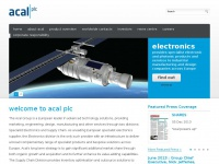 Acal.co.uk - Home | Acal plc