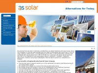 As-belgie.be - Home - Benelux - AS Solar GmbH