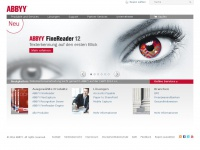 ABBYY - A Global Leader in Content IQ for the Enterprise