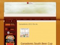 southbeercup.com