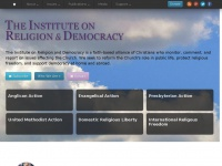 Theird.org - The Institute on Religion & Democracy