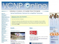 Vcnp.net - Virginia Council of Nurse Practitioners | Partners for a Healthier Tomorrow