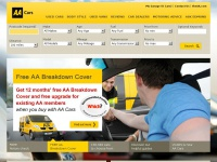 Vcars.co.uk - Used cars for sale & second hand cars from AA Cars