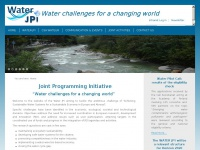 Waterjpi.eu - Homepage - Water challenges for a changing world