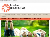 Estudios contemplativos | Mindfulness e Inteligencias Multiples