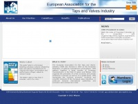 Ceir.eu - Welcome | European Association for the Taps and Valves Industry
