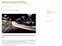 parking-aeropuerto-madrid.es