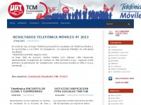 UGT TME Madrid