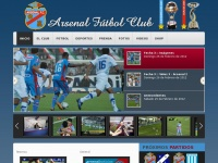 ARSENAL FÚTBOL CLUB .:. Sitio Web Oficial .:.