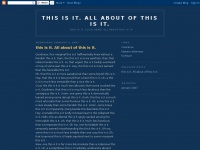 Egogol.blogspot.nl - this is it. All about of this is it.