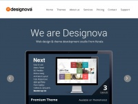 Designova.net - Designova | Premium Web Design and Theme Development Studio