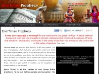 End-times-prophecy.org - End Times Prophecy - Bible Studies and News for 2016