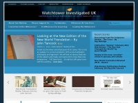 Watchtowerinvestigated.co.uk - Watchtower Investigated UK – Another Blog from UK Partnerships for Christ (www.upfc.org.uk)