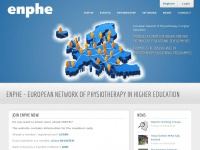 Enphe.org - ENPHE – European Network of Physiotherapy in Higher Education