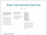 realhermandadservita.wordpress.com