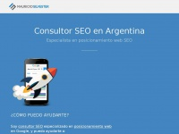 Mauriciosilvester.com.ar - SEO en Córdoba: Consultor Posicionamiento Web y Marketing Digital