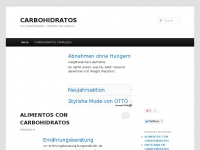 carbohidratos.com.es