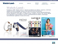 Watch-land.com.ar - WatchLand