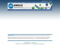 sweco case write up Case study: sweco provides services and equipment for municipality clean up at a location near charlotte, nc, sweco's industrial treatment service was invited to bid on a solution for removing these products.