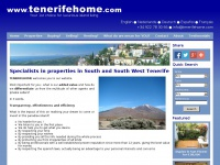 Tenerifehome.com - Your best choice for finding your dream property | TenerifeHome