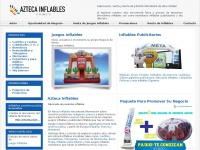 aztecainflables.com