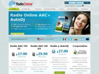 Radioonlinehd.co - Radio Streaming AAC - Radio Online HD Colombia :. Tecnología a su Alcance MEGACEL