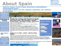 About-spain.es - About Spain – Visit us before you visit Spain