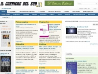 Corrieredelsud.it - Corriere del SUD - Home