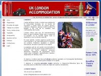 uklondonaccommodation.com