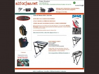 alforjas.net - alforjas y bolsas para bicicletas. Carradice, Brooks, Kross, Old Man Mountain