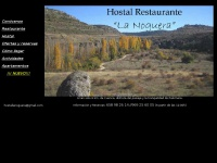 hostallanoguera.net